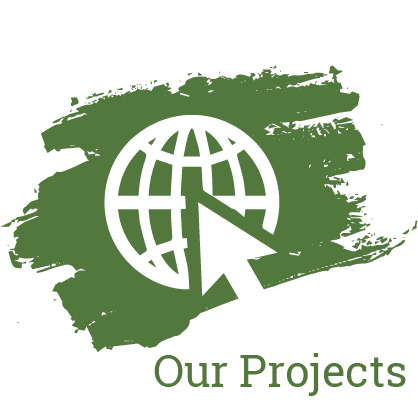 Our Projects Icon.